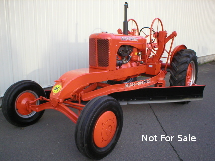 Tony Carbaugh Enterprises, LLC - Allis Chalmers, John Deere, Ford